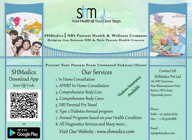 Visitors Health Insurance in India